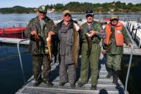 Bjergøy - rybárčernie